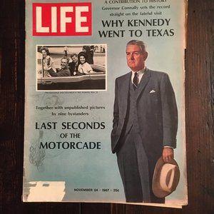 Life Magazine November 24, 1967